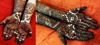 Mehendi adorns the hand and Life take on a new color.  #Mehendi #heena #hand #mehendidesigns #celebration #tradition #colorful #India #Nashik #Fame #nashikfame  https://goo.gl/VAgtUF