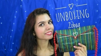 Unboxing zobag mini August 2017 for RS. 350 | omnistyles