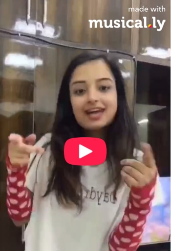 #Supersox arm sleeves on #Musically! Woohoo!! Click here to see the video -> https://www.musical.ly/v/MzEzMjEyNjQyMTEyMzUyMzQwMjk1Njg.html . . . #ArmSleeves #Supersocks #ArmSocks #Socks #BestThingsInLife #StaySuper #MadeInIndia #IndianBeauty #Yaay #ItsASuperLife #smile  #dance #favourite #brands #ropo-good #new #cute #roposo