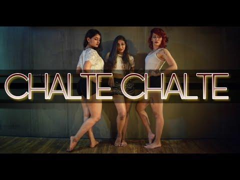 'Chalte Chalte' these ladies will steal away your heart!  FOLLOW @DANCENINSPIRE FOR MORE DANCE VIDEOS.  Choreography: svetanakanwar Dance: thebomsquad (svetanakanwar , radhikamayadev , @aryamehta) Style: #Jazz Music: Chalte Chalte | The Bartender  #chaltechalte #thebartender #bomsquad #hot #dance #awesome #choreography #mustwatch #videooftheday #jazzdance #music #passionate #sensual #romantic #love #creative #dancechoreography #inspiring #danceninspire