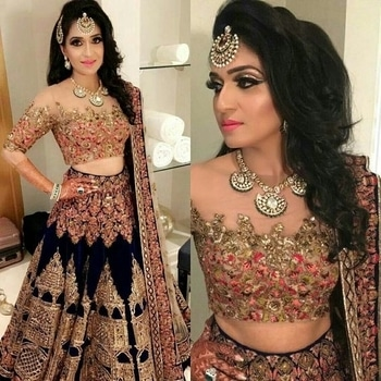 Here Is The Beautiful Lehenga