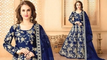 Latest Anarkali Dress Pattern: Anarkalis Floor Length Salwar Suits Designs with Churidar for Wedding  Find Latest Floor Length Anarkali Dress Designs With Churidar for Wedding. Buy Anarkalis Salwar Suits Newest Patterns for Smarter Look By Wearing it in Reception.  http://www.designersandyou.com/dresses/anarkali-suits  Shop This Frock Style Umbrella Shaped Stylish Outfit Suitable for Wearing in Pre-Marriage Function Like: Sangeet (Music Party) & Mehendi Ceremony (Heena Party).  Find More Collection @: http://www.designersandyou.com/dresses   Contact @: WhatsApp+91-8899-978-999  To See Fashionable Clothes: http://www.designersandyou.com/dresses/anarkali-suits/wedding  http://www.designersandyou.com/dresses/anarkali-suits/floor-length  Register With Us For Wholesale Buying, if you are a Boutique Owner or Wholesaler.  http://www.designersandyou.com/wholesale-catalog/suits-anarkali-suits-catalogue-embroidered  #Anarkal #Dress #Suits #Salwar #Pattern #Designs #Churidar #Anarkalis #Latest #Floor Length #Wedding #Pics #Images #Video #AnarkaliDress #AnarkaliDresses #latestanarkalidress #anarkali weddingdress #AnarkaliDress #DressAnarkali #DressAnarkali #anarkalichuridar#anarkaliwedding #DesignersAdnYou