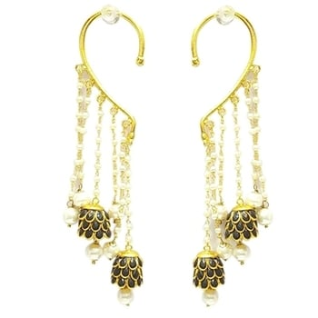 #EarCuffEarring #earrings #earringswag  #earring #designer#ffdesignerhunt #roposolove #shoot #indianblogger #like #beauty #bollywood #trendy #fashion #blogger #fashionblogger #soroposo #instagram #styles #model #roposo #be-fashionable #firstpost#menonroposo #followme #photography #newdp #ropo-love   *Guruji Black Ear Cuff Earring For Women  *Selling price   800  * https://www.amazon.in/Guruji-Black-Cuff-Earring-Women/dp/B073JLC5NF?_encoding=UTF8&%2AVersion%2A=1&%2Aentries%2A=0&portal-device-attributes=desktop