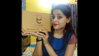 India's cheapest subscription box  #subscriptionbox #subscribe #subscribenow #glamego #glamegobox #beautifulskin #beautyblogger #beautybloggerindia #beautybox #beautyblog #beautyyoutuber #beautycreator #different-is-beautiful #skincare #haircare #loveforskin #loveforhair #ropo-love #ropo-good #ropo-style #roposopost #ropo #takecare #thankyou