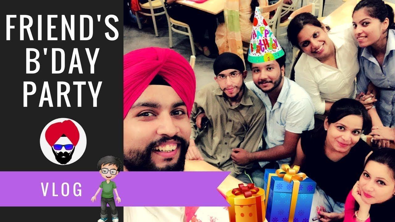Mr. Funjabi | VLOG 003 - Friend's Birthday Party Vlog | Rohit's B'Day  #happybirthday #birthdayboy #foodporn #gangoffriends #birthdaycelebration #video #ootd #designer #ropo-style #makeup #menonroposo #firstpost #followme #ffdesignerhunt #roposo #be-fashionable #styles #soroposo #fashion #fashionblogger #newdp #indian #beauty #love #ganpatibappamorya #model #blogger #vlogger #foodie #party #janakpuri #newdelhi #delhi #dilli #delhiite #haldiram #domino's #burgerking #unityone #mrfunjabi #youtuber