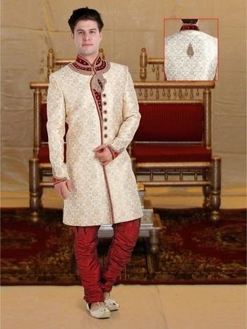 !! Wedding Wear Sherwani !! Buy Wedding Wear Sherwani Only At Mayloz https://goo.gl/kMeCm6 ✔ 100% original Products ✔ World Wide Express Shipping ✔ Easy Return Policy ✔ Fastest Website ✔ Custom Stitching #groom #Weddingsherwani #sherwani