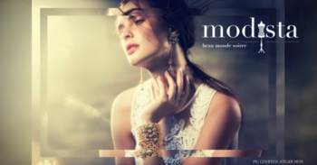 Ready to bring the wow factor to your lives MODISTA brings you Atelier Mon; a handcrafted semi precious, 18k gold plated jewellery collection on the 15th & 16th Sept @ Roda Al Murooj, Dubai. #dubaiexhibition #savethedate #bethere #nottomiss #mydubai #fashiondesigner #apparel #accessories #jewelry #homedecor #shoptillyoudrop #shopoholic #modista #vesimi #fashion #jewellery #jewelery #accessory #modistadxb #exhibition #luxury #shopping #instafashion #indiandesigner #instachic #howtostyle #getthelook