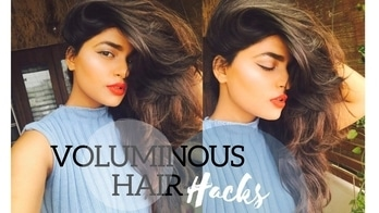 big voluminous hair hacks  |  natural easy and affordable hair-care Roposo Website : www.valentinajd.com Youtube : V A L E N T I N A J D ______ Roposo : Valentina JD __________________ Tumblr : Valentina JD (vogue jd)  ___ Facebook : Valentina JD (missjdblogs)  Pinterest : VALENTINA JD _____________ . . . . #fashionblogger #indianfashionblogger #youtuber #ahmedabadblogger #stylist  #longnails #longhair #desigirl #beautyblogger #fashionista #indianyoutuber #makeuptutorial #styleblogger #indianfashion  #soroposo #roposoblog #streetstyle #indiwestern #makeuptransformation #ootd #roposofashion #valentinajd #makeup
