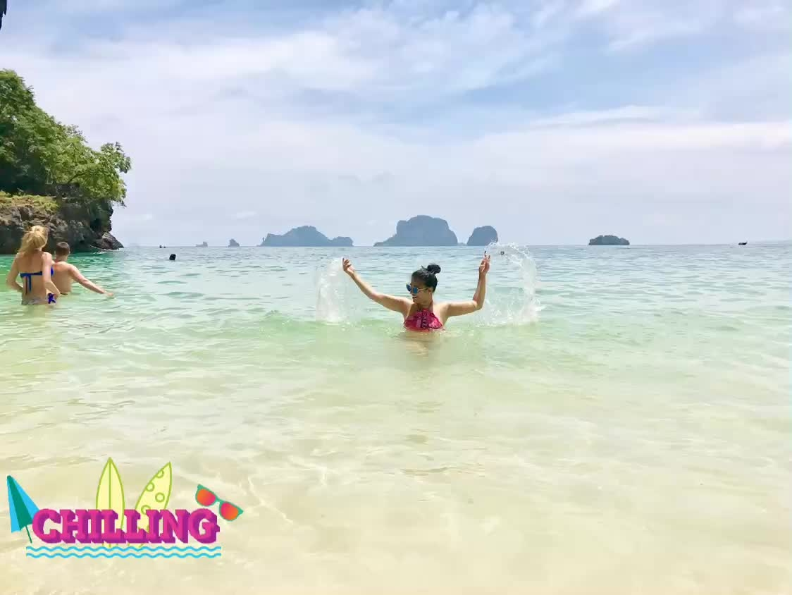 #traveling  #thailand #railaybeach #chilling #chilling