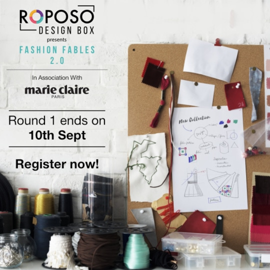 This is your last chance to be a part of Fashion Fables 2.0.  Registration closes in the next 2 days.