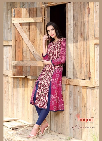 Exclusive Women's collection  only on Wholesale Yug  Buy Now: Link :- http://wholesaleyug.com  For more info feel free to call or whats app :-  +91-973 776 5500  International Shipping Also Available   Thanks  Hayaa Florence Rayon Kurtis 001 Series #Indianfashionblogger #Halfgirlfriend #fashionista #fashionblogger #mfw #lfm  #styleoftheday #fashionblog  #todayiwore #trends #streetstyle #outfitpost #fashionweekend #trendalert #fashionweek #look #beautycare #lookbook