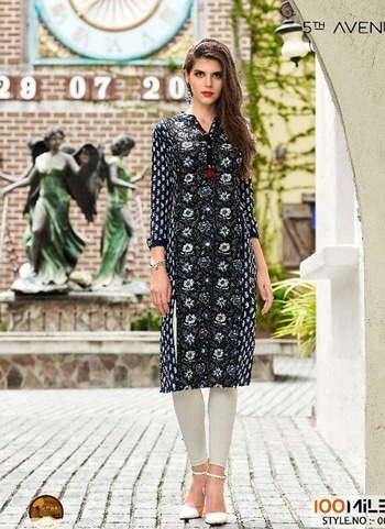5th Avenue Cotton Kurtis  Exclusive Women's collection  only on Wholesale Yug  Buy Now: Link :- http://wholesaleyug.com  For more info feel free to call or whats app :-  +91-973 776 5500  International Shipping Also Available   Thanks  #Indianfashionblogger #Halfgirlfriend #fashionista #fashionblogger #mfw #lfm  #styleoftheday #fashionblog  #todayiwore #trends #streetstyle #outfitpost #fashionweekend #trendalert #fashionweek #look #beautycare #lookbook