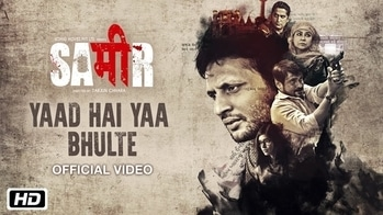 The most #heart  #throbbing #divne #voice  of #AamanTrikha #yaadhaiyaabhulte from #film #sameer #released 0n 15 of #september2017  #legend #awarded #MuhammadZeeshanAyyub #celebrity #celebritystyle #goosebumps #mumbaidiaries #mumbai #maharashtra #india