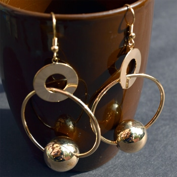 Disco Ball Earrings  SHOP NOW : http://bit.ly/2xxeIrt  #be-fashionable #ropo-love #trendy #fashion #designer #beauty #fashionblogger #followme #newdp #roposo #love #soroposo #blogger #wordpower #earrings #jewelry #jewellerylove #fleaffair #beautifulearrings