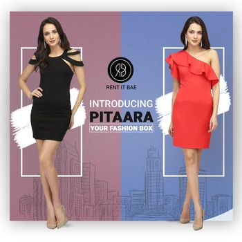 Confused what to wear this cocktail or date night? Introducing PITAARA, your fashion box with trendy dresses.  Check the collection here: https://goo.gl/JA4V2u  #rentitbae #rib #fashion #delhifashion #latestfashion #designs #latestdesigns #western #womenclothing #womencouture #couture #designeraccessories #rentclothing #rentdesigns #rentfashion #trending #latesttrends #weddingclothes #weddingdesigns #pitaara #cocktail