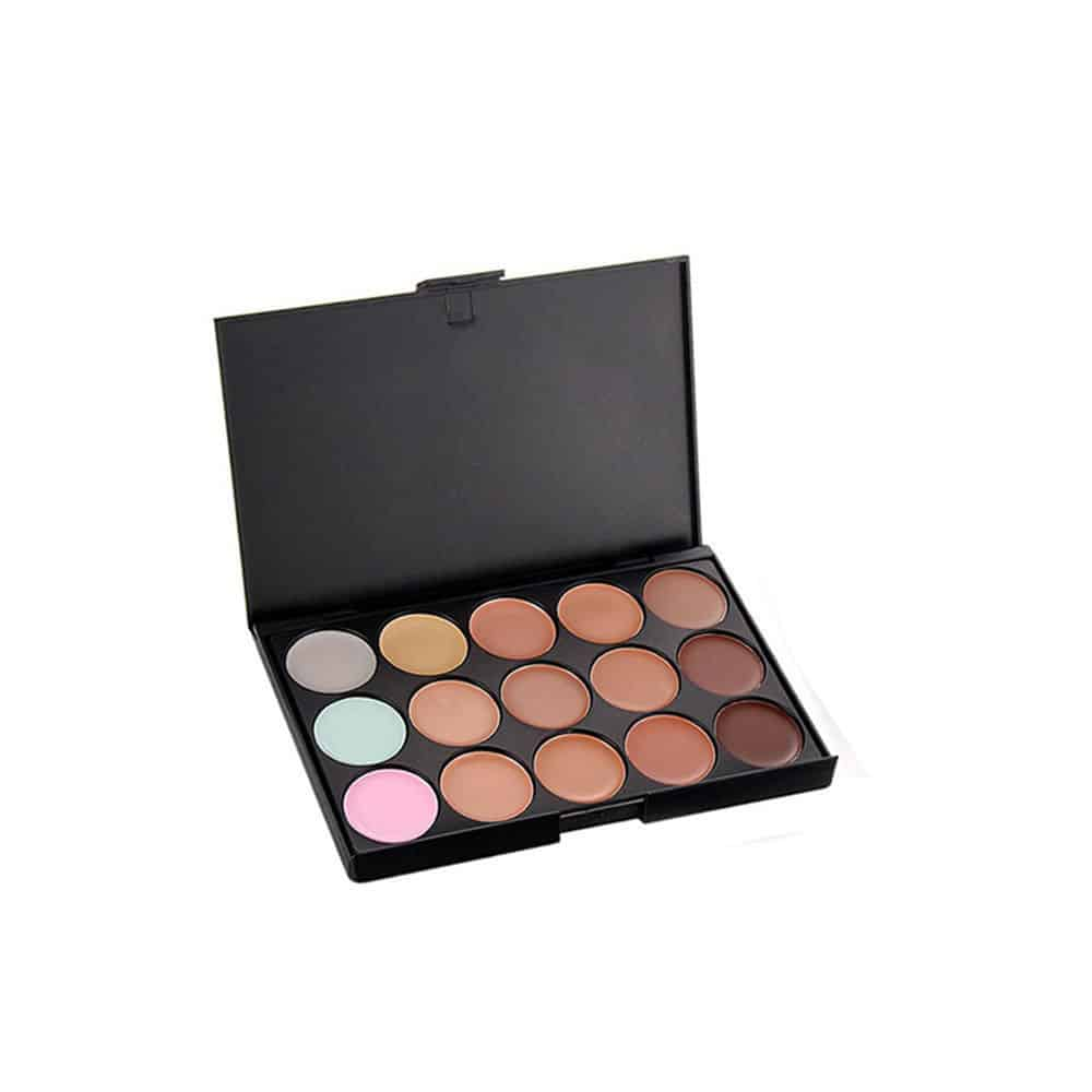 15 Colors Contour Face Cream Makeup Concealer Palette + 4Pcs Makeup Brush  TO PUCHASE ONLINE PLEASE  DO CLICK ON THE BELOW LINK  http://www.ebay.in/itm/15-Colors-Contour-Face-Cream-Makeup-Concealer-Palette-4Pcs-Makeup-Brush-/222439247166?hash=item33ca698d3e  #happy #ropo-love #summer-style #roposolove #indianblogger #model #instagram #facebook #fashiononline #fashion #fashionblog #indian #clothes #shoppingonline #shopping #attire #likeforlikeback #followme