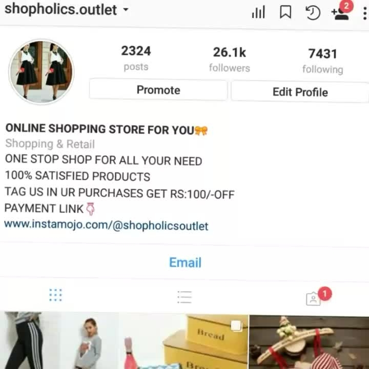 Thank you so much all for shopping from us  Customer feedbacks after reciving orders  #customerfeedback  #customers  #happycustomerhappyus  #satisfiedcustomers   #followmypage  #onlineshopping  #fashionstore  #onlineselling  #roposo  #roposome  #thankyousomuch  #shopholicsoutlet