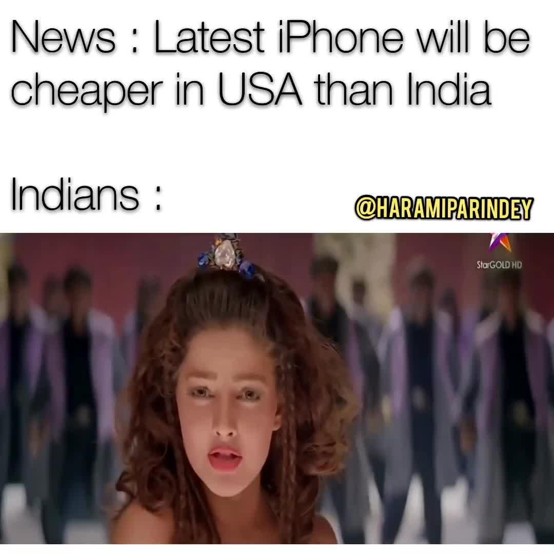 Koi jaaye to le aaye #iphone #apple #iphone8 #hahatv