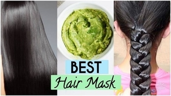 BEST Hair Mask for All Hair Types #haircare #hairmask #youtuber #hairyoutuber #bangaloreyoutuber #beautifullyouh