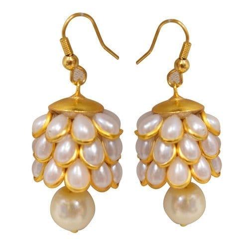 Guruji Pachi Jhumka White For Women  #guruji #earrings #womenwear #fashion #jhumkas  #tshirt #Tees #mens Tee #fun #ropo-style #like #model #ootd #fashionblogger #beauty #newdp #roposo #ffdesignerhunt #blogger #followme #indian #soroposo #love #fashion #wordpower  *Price Rs. 350 *Link  https://www.amazon.in/Guruji-Pachi-Jhumka-White-Women/dp/B072VGHZPJ/ref=sr_1_11?ie=UTF8&qid=1505472731&sr=8-11&keywords=guruji+jewellery