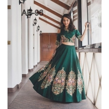 Indian Ethnic Designer Bangalori Silk...  SHOP NOW : http://bit.ly/2h7oJBg  #roposogal #nationspeaks #model #blogger #fashionblogger #roposo #love #designer #beauty #ootd #indian #styles #soroposo #newdp #fashion #followme #wordpower #fleaffair #lehenga #lehengacholi #designerlehenga #navratrilehenga