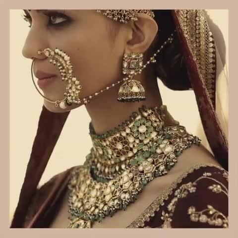 #Sabhyasachi #Udaipur collection #Bridal collection #Royal.