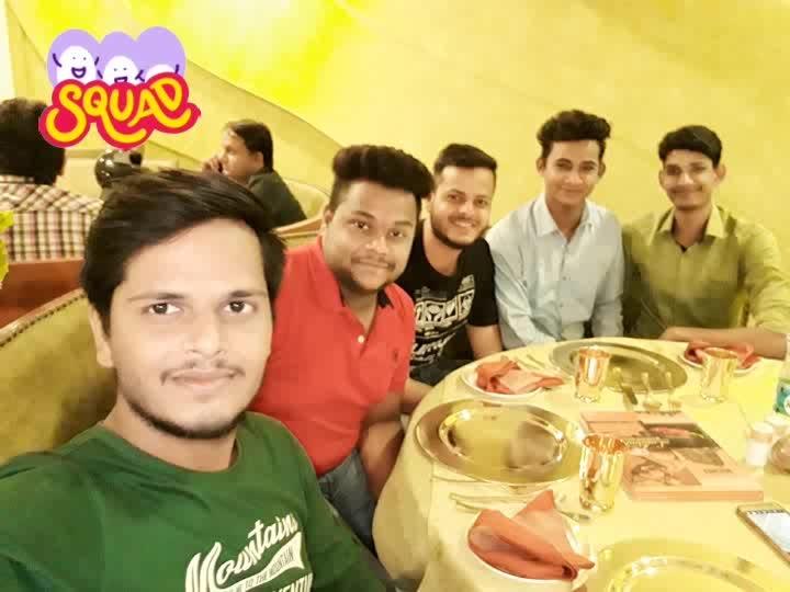 #birthdaybash #bff ❤😙😙 #squad