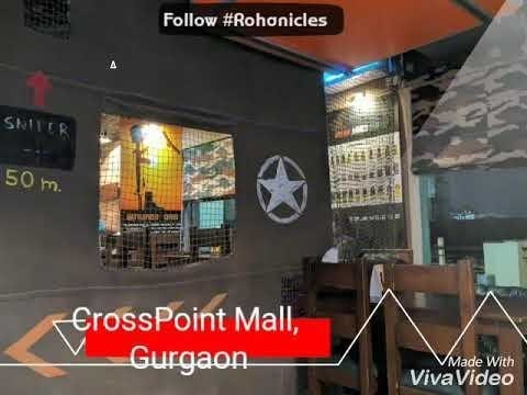 Bunker Food Review - CrossPoint Mall, Gurgaon!!  .  #Rohanicles #foodie #Blogger #foodblogger #Cafe #review #foodblog #foodgram #foodphoto #blogging #bloggeracademy #blogspot #love #ropo-foodie #ropo-foodie #foodiesmoment #indian #india #likemyrecent #tagsforlikes!!