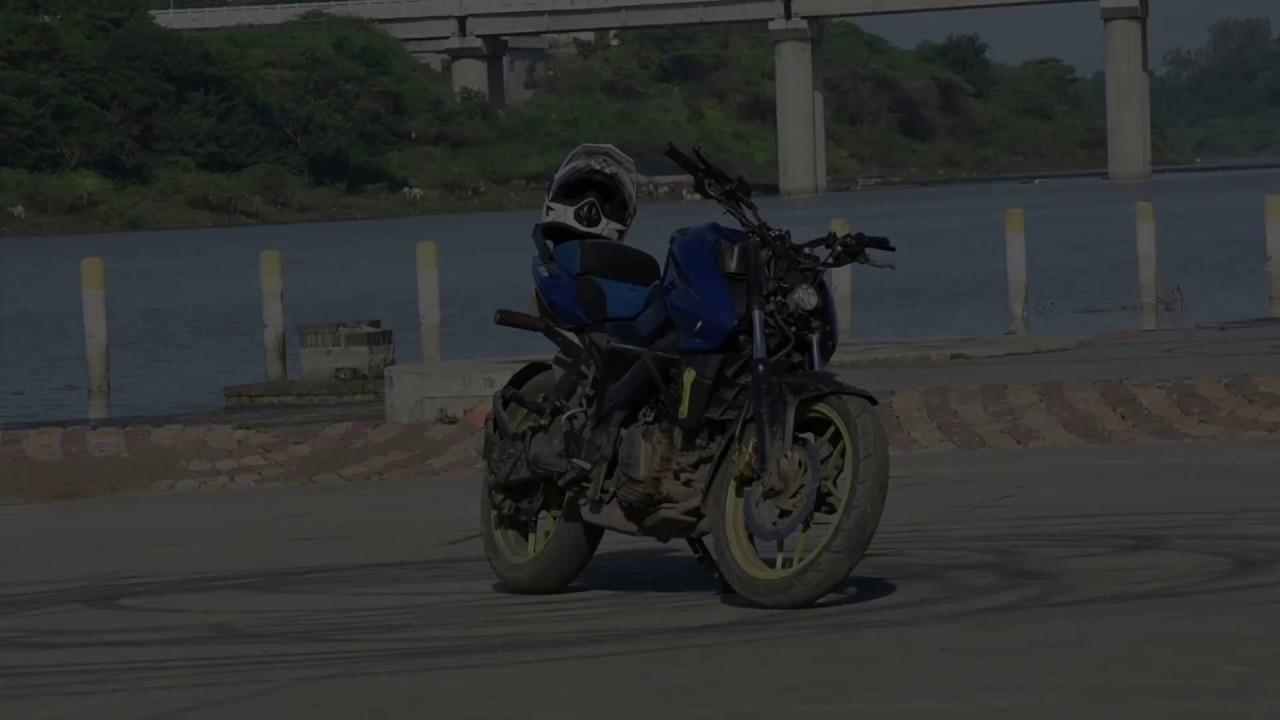 Official Trailer Of Zuber Noor Stunts | Pulsar NS200 Bike Stunt | Wheelie | Humen Compus | drifting #stunt #newonroposo #new-journey #newpost #mumbaifashion #tshirt #jeans #shoes