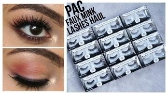 PAC Eyelashes Haul & Try on Review   Stacey Castanha #eyes #eyelashes #paccosmetics #paccosmeticsindia #paccosmeticslashes #fakelashes #makeuphaul #video #youtubevideo #youtube #youtubeindia #bblogger #beautyblogger #punenlogger #punefashion  #eyemakeup