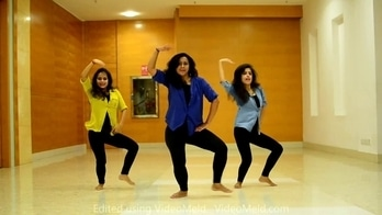 Beautiful dance cover on 'Vachinde' by these charming performers!  Choreography: Prajwal Shetty Dance: Mansi Dhawan, Palak Sharma, Asha Chandrashekar Music: Vachinde | Fidaa  #vachinde #fidaa #dancecover #varuntej #saipallavi #telugumovie #dance #telugusong #performance #beautiful #vachindesongcover #choreography #tollywood #tollywooddance #mustwatch #video #videooftheday #weekendmasti #dancelove #friends #charming #girlpower💪 #danceroutine #danceninspire