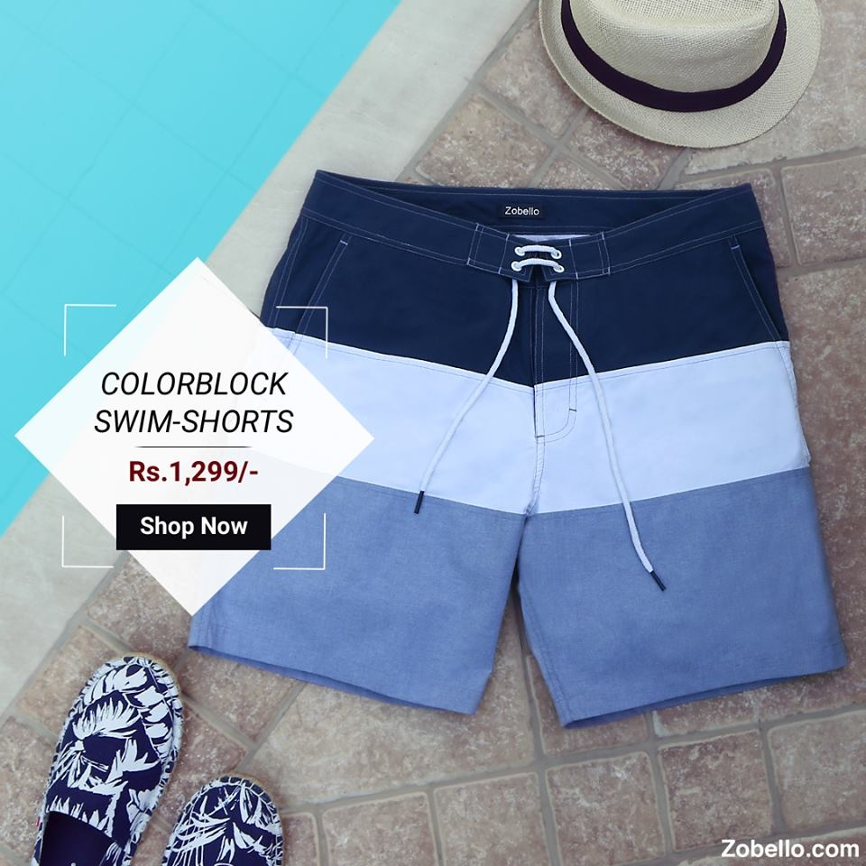 Get the perfect sense in a pair of these swim shorts. Shop @ https://goo.gl/BnLM5S   #zobelloclothing #swimwear #shopping #fashion #swimshorts