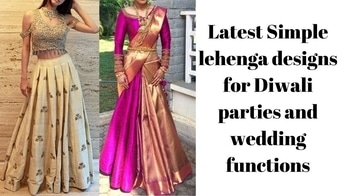 check out latest Lehenga Design #latestlehengatrends #latestlehenga #latestfashion #lehengaskirt #lehengalove #fashionblogger #fashionblog #fashionbloggerindia #youtuber #youtubeindia #youtubechannel #youtubecreatorindia #youtubevideo