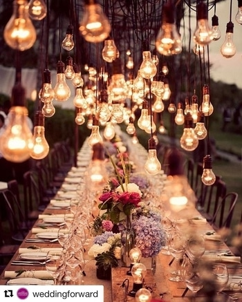 Gorgeous rustic wedding decor. These bulbs add such an amazing touch for an outdoor reception 😍 TAG somemeone who'd like it ... #shopping #roposostar #designer #ropo-love #model #black #roposogal #soroposo #beauty #nationspeaks #travel #styles #fashion #ootd #followme #indian #blogger #fashionblogger #roposo #newdp #love #travelthrowback - - - - #beautyblogger #friends #food #blogger #ropo-good #designer #indianblogger #mumbai #youtuber #ootd #black #ropo-love #roposo #beauty #fashion #model #be-fashionable #look #trendy #fashionblogger #like #styles #love #ffdesignerhunt #followme #soroposo #newdp #indian #firstpost #ganpatibappamorya #TWDesigns #TWD #TWDweddings  #destinationwedding #destination wedding #selfieoftheday #sonamkapoor #styling #travel #streetstyle #makeup #traveldiaries #youtuber #beautyblogger #dress #model #casualvibes #jewellery #cannesfilmfestival #cannes #fashionista #fashiondiaries #menonroposo #roposo #aselfieaday #black #myfirststory #ootd #fashion #firstpost #shopping #soroposo #cannes2017 #halfgirlfriend #shoes #fun #allaboutlocation #summerstyle #summerfashion #roposoblogger #traveldiaries #travel #summeroutfit #fashiondiaries #delhi #summers #summer-style #shopping #indianblogger #aselfieaday #lookoftheday #makeup #blogger #designer #ootd #saree #roposolove #cool #mumbai #black #dress #fashionblogger #IndianWeddings #WeddingReception #WeddingInspo #WeddingInspiration #WeddingPlanner #WeddingIdeas #Shaadi #WeddingDetails #WeddingDesign #WeddingStyle #WeddingDay #VintageDecor #FloralDecor #Sparkle #Pink #WeddingLook #WeddingDreams #WeddingVibes #Confettis #Pheras #Vibrant #WeddingFlowers #PopularPage #EventPlanner #WeddingGoals #destinationweddingplannerinjodhpur #destinationweddingplannerinjaipur #destinationweddingplanneringurgaon #destinationweddingplannerindelhincr #crochet #awesome #twd #themeweavers #wedding #indianwedding #weddingdecor #decor #ideas #wedmegood #wedding #marwariwedding #nriwedding #instalove #instadaily #instagood #lo