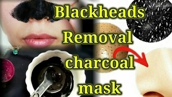 How to remove blackheadsand unwanted facial hair from face and nose #facepacks  #blackshades #remedies