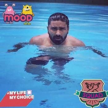 Swimming pool #mylifemychoice #squad #mood