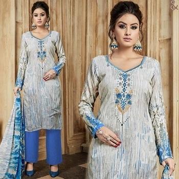 Off White Printed Ladies Dress Design With Punjabi Palazzo Salwar  Order Here: http://www.designersandyou.com/dresses/punjabi-suits/off-white-printed-ladies-dress-design-with-punjabi-palazzo-salwar-7001  To View More Designs of Suits: http://www.designersandyou.com/dresses  To View More Designs of Suits: http://www.designersandyou.com/dresses/punjabi-suits  To View Function Punjabi Suits: http://www.designersandyou.com/dresses/punjabi-suits/function  To View Aline Punjabi Suits: http://www.designersandyou.com/dresses/punjabi-suits/aline  #Punjabisuits #Punjabisuit #Suits #Suit #Straight #Classy #Printed #Digitalprinted #Salwarkameez #Shalwarkameez #Shalwar #Kameez #Salwar #Designs #Patterns #Pattern #Designs #Designerpunjabisuits #Cottonsuits #Cotton #Fashion #Pakistanisuits #Pakistani #Pakistanifashion
