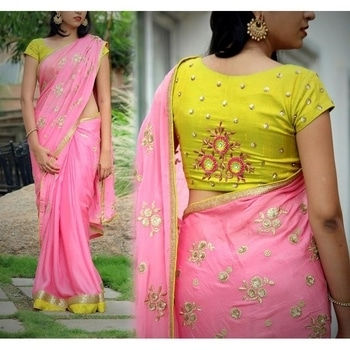 Pink Marble Georgette Embroiderd Saree  SHOP NOW : http://bit.ly/2hezAwA  #makeup #nationspeaks #be-fashionable #trendy #ropo-love #ootd #indian #youtuber #fashionblogger #newdp #blogger #model #fashion #soroposo #roposo #love #followme #beauty #styles #saree #designersaree #karwachauth #karwachauthsaree #fleaffair