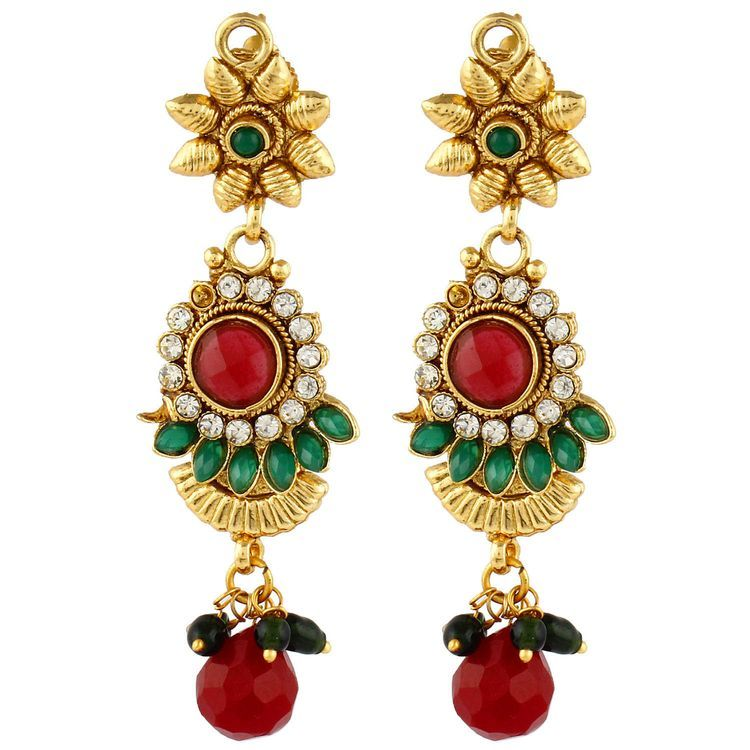 Designer Earrings Fl-e159  SHOP NOW : http://bit.ly/2hhqRX2  #makeup #nationspeaks #be-fashionable #trendy #ropo-love #ootd #indian #youtuber #fashionblogger #newdp #blogger #model #fashion #soroposo #roposo #love #followme #beauty #styles #jewelry #fleaffair  #jewellery #jewelrylover #earrings