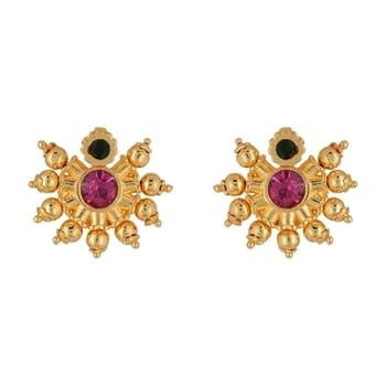 Desi gurl gold plated earring - NB - 82  SHOP NOW : http://bit.ly/2jLwnpj  #sidtalks #ropo-good #adventure #ropo-style #desiswag #nationspeaks #makeup #newdp #be-fashionable #love #ropo-love #styles #soroposo #blogger #trendy #fashion #beauty #roposo #followme #model #indian #fashionblogger #travelthrowback #earrings #jewelry #fleaffair #jewelrylover  #earings #jewellery
