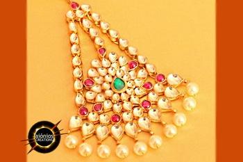 https://www.aionioscreations.com/product-category/mangtika/  #maangtikka #jewellery #jewelry #pune #fashion #lifestyle #designerjewelry
