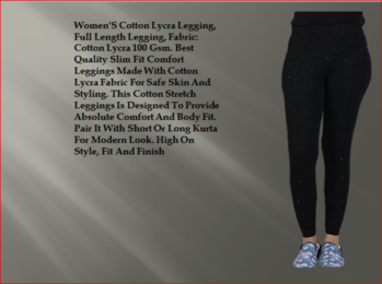 #comfortable  #womensfashion  High - quality fabric - Leggings for women are crafted from Cotton Lycra. you are assured to stay comfortable for all day long.  for purchase click here  http://amzn.to/2y7Qkgw