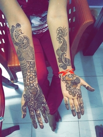 After a break #hobby #mehandi  #mehandidesings  #henna #tattoo