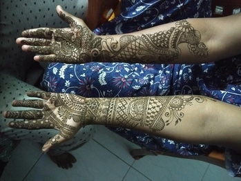 Bride #henna #mehandidesings #mehandi #tattoo #indian