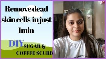 #vimpiliciousbeauty  #diy  #doityourself  #vimpyingh  #facepacks  #facepackoftheday  #naturalskincare  #Coffeeandsugarscrub #Facescrub