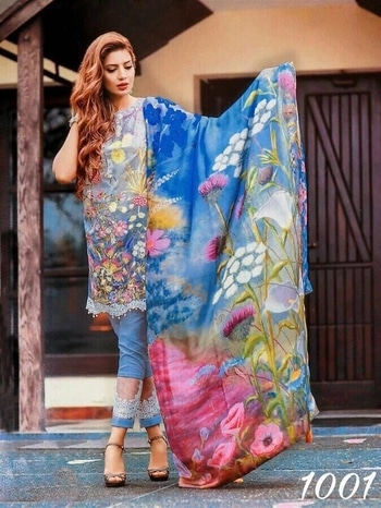 for more info to call or whatsApp :- +91-9099988470  ✨Sale ✨Sale✨Sale✨*  we are launching our  series with exclusive lawn cotton Dupatta pakistani style..  Aaysha Zohaib - 2                  Special lawn Dupatta  Fabric details in pic   SINGLES AND MULTIPLES RATE :- 675/- + 5% GST   Delivery - Ready to ship  #fashion_mode #asian_fashion #trendy_fashion #urban_fashion #vogue_fashion #paris_fashion #runway_fashion #latest_fashion_for_women #latest_fashion_trends_for_women #online_fashion_store #dress_fashion #fashion_shopping #fashion_look #fashion_outfits #korean_fashion_online #young_fashion #london_fashion #fashion_pictures #fashion_runway #current_fashion_trends #latest_dress_design_2017 #fashion_women