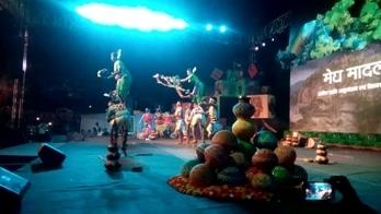 adivasi dance