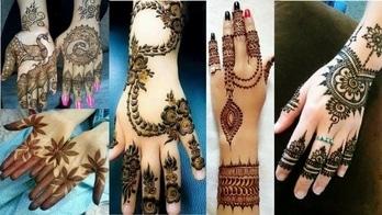 check out easy and simple mehendi Design for hands #mehendi #mehendidesign #mehandi #henna #heenadesigns #mehendidesignsforhands #arabicmehendi #fashionblogger #fashionbloggerindia #fashionbloggerstyle #youtuber #youtubecreatorindia #youtubevideo #latest fashion #latestmehendi #bestylish #beintrends #festivemakeup #festivalstyle