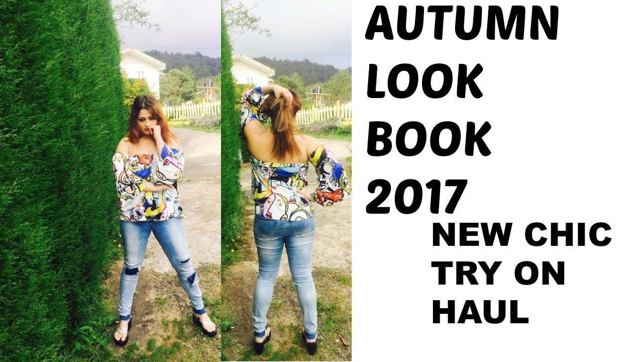 AUTUMN LOOK BOOK 2017 | NEWCHIC.COM TRY ON HAUL |