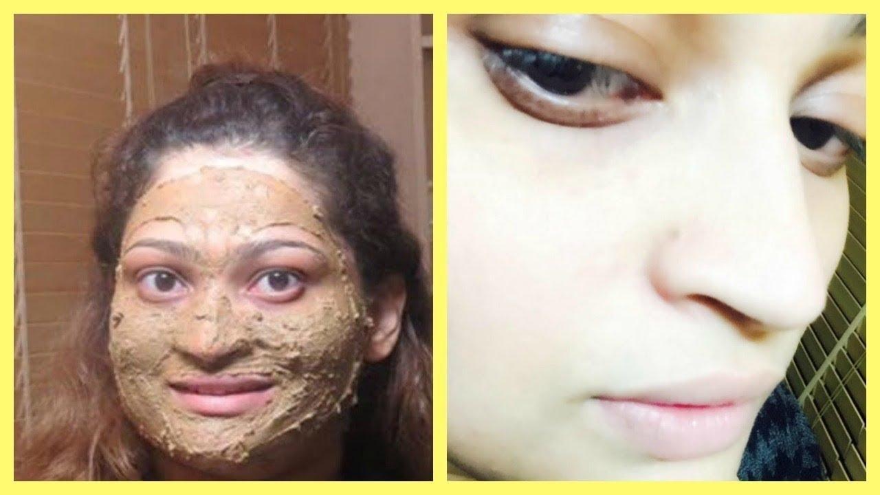 SUPER SKIN BRIGHTENING Face Wash & Face Pack to LIGHTEN TAN SUPER FAST